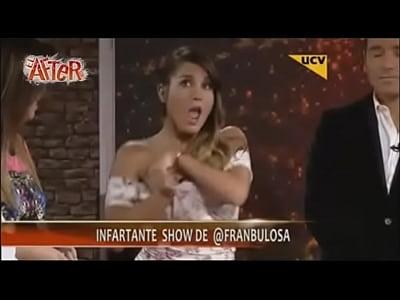 Micro tangas Francisca undurraga descuido toc show