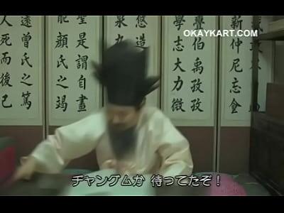 韓国のエロ映画!日本語字幕付きだよ!エロいシーンたくさん!