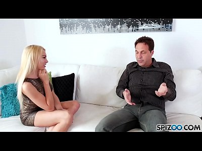 Lingerie Fingering xxx: Spizoo - Watch Mr Eric John eat Zoe Clarks sweet tiny tight pussy