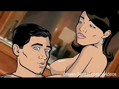 Hentai,Cartoon,Hotel,Room,Parody,Lana,Service,Drawn,Archer