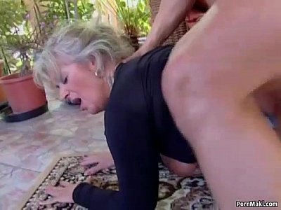 Mature Mommy Is In Love With Big Cocks - LETSDOEIT&period