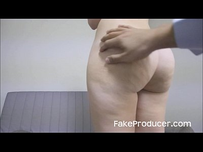 Blonde Blowjob Casting video: Tall Blonde Alexa Grace Sucking Off FakeProducer And Swallowing Cum