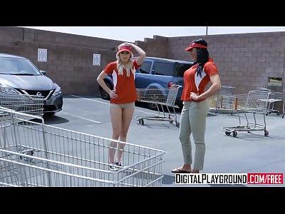 Hardcore Voyeur xxx: DigitalPlayground - Broke College 2 Episode 4 Trisha Parks and Preston Parker