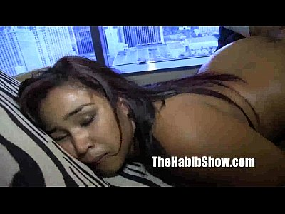Amatuer Black Chocolate video: Asian mixed black n thai Katt Dylan getss fucked by BBC Rome Major