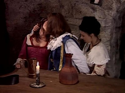 Seller Xtimetv xxx: Two hot servants fucking in historic dress