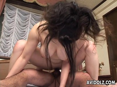 Asian Ass Avidol video: Asian slut is having sex in every position imaginable