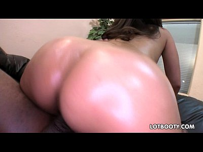 Interracial fuck fat booty brunette latina alexis breeze