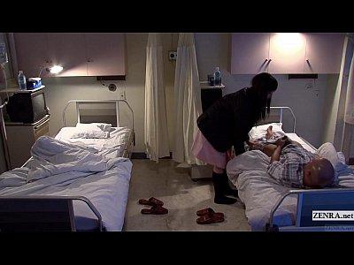 [盗撮]患者に頼まれると嫌と言えないナース!病院盗撮動画です。 – 盗撮せんせい