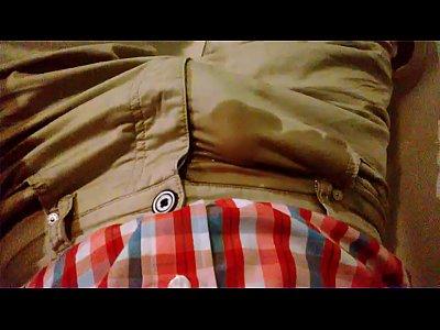 italian guy pisses in his pants and cum xvideos com