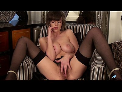 Masturbation Stockings Milf video: kate anne 4v hairy-pussy tube 1280