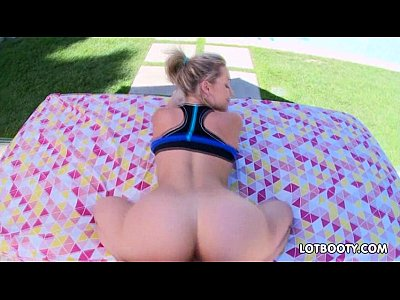 Bigass Bigasses Bigbooty video: Perfect Mia Malkova with yoga juicy butt for fuck