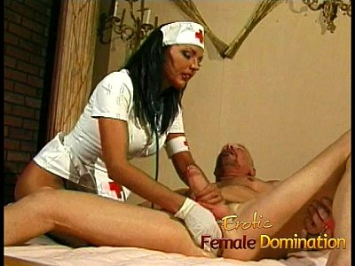 Busty nurse fucks her kinky patient with a gian... | Video Make Love