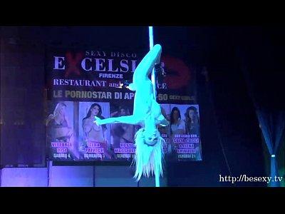 Afrodisiaka 2015 Hot Pornstars Striptease on stage Mix