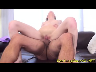 skinny smalltit babe a casting couch x