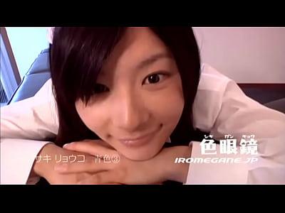黒髪の激エロ女優、弘前亮子ちゃんがヤリチンに貫かれて悶絶