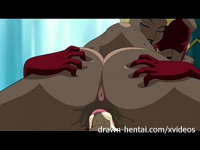Teen Blowjob Cartoon video: X-men Hentai - Welcomed by Kitty
