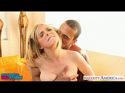 Blonde Blowjob Pornstar video: Gorgeous blonde cutie Penny Pax riding cock