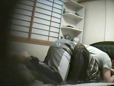 Blowjob Girlfriend Exgf video: Korean ex-GF Rara in Japan