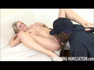Bigblackcock Black Cuck video: Watch me get filled up with big black cock