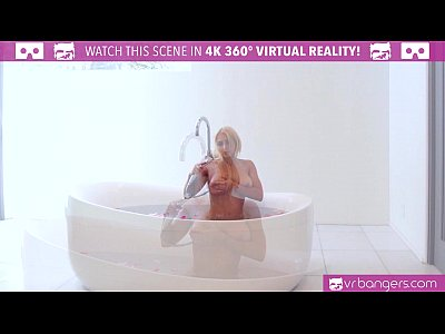 Toys Blonde Pussy video: VR Bangers - HOT BLONDE Alix Lynx cought by boyfriend masturbating