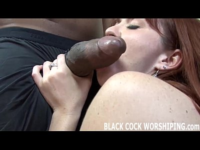 Black Wife Slave video: His big black cock is going to fill my ass with hot cum