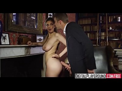Voyeur Teen Blowjob vid: DigitalPlayground - Sherlock A XXX Parody Episode 4
