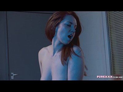 Bigcock Bigtits Blowjob video: PURE XXX FILMS Banging the dirty cop