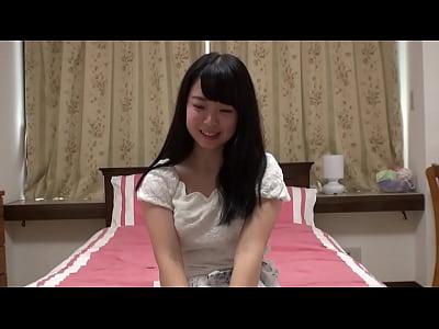 エッチ大好きな美少女/れなさん(素人AV体験撮影949)
