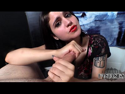 Pov Blowjob Tattoos video: Blowjobs For Charity RAQUEL ROPER POV BLOWJOB FINDOM