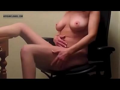 Self pleasure nude erotica was