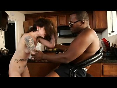 Hardcore Emo Teen video: Emo punk girl interracial creampie