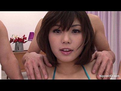 Japanes Babe Makes Them Cum