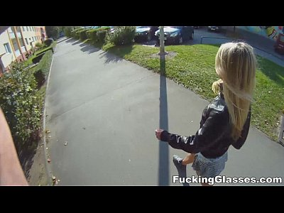 Teens Amateur Hardcore video: Fucking Glasses - Fucked for cash before a date