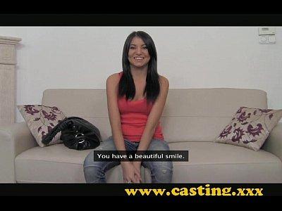 casting - latina hottie succhia così bene