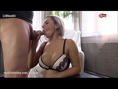 Anal Blowjob Busty video: My Dirty Hobby - You win, you can fuck my ass!