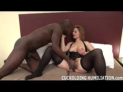 Cuck Cuckhold Cuckoldporn video: Your cock is just too pathetic for me