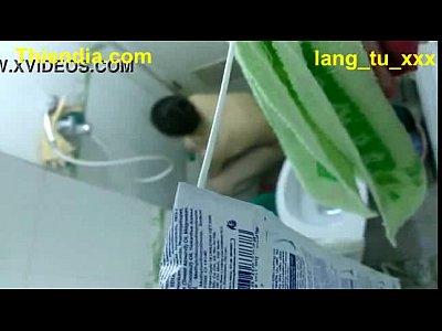 Bath Peep Shower video: [Sưu tầm] Quay lén chị dâu
