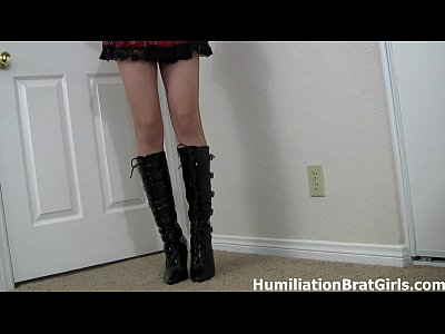 Humiliation Feminization Jolene video: Feminized by Mistress Jolene