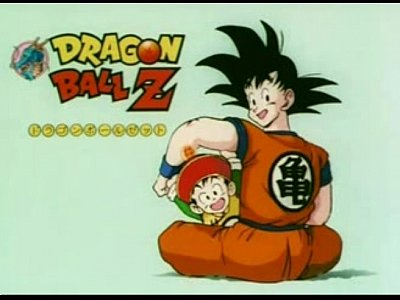 Dragon ball gt porno facial!