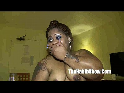 Hood Reality video: Ms giggles thick BBW peirced freak fuck nut