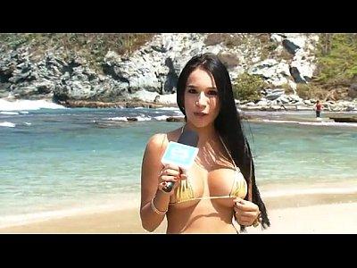 Sexo Videos oriana fernandez deisy gamboa y otras bellezas en la playa