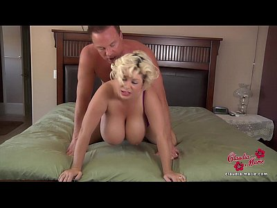 Bigtits Bigass Prostitute video: Claudia Marie Gets Her Fake Tits Put Back In!