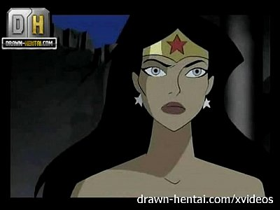 Blowjob Cartoon Creampie video: Justice League Porn - Superman for Wonder Woman