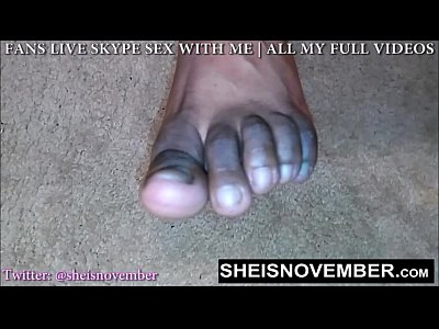 Asianmsnovember Babe Bootybuttass video: CUTIE TEEN FEET FUCKS YOUR COCK AND DOMINATES YOUR DICK WITH HER SOLES & TOES 18