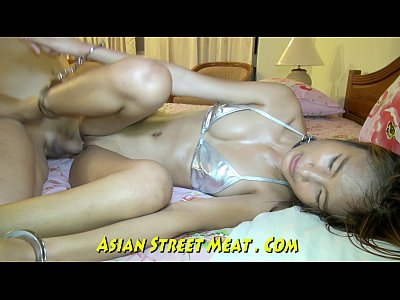 Asianwoman Bangkok Blowjob video: Perfect Tasty Thai Flunks Drama School