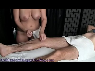 real happy ending massage