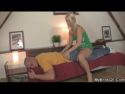 Cheatinggirlfriend Gfcheating Brosgf video: His cute blonde girlfriend and friend cheats him