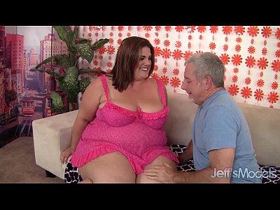 Chubby Plumper Chunky vid: Super sexy fat BBW Erin hardcore sex