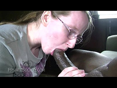 Interracial Squirting Bbw video: Heidi Goes Black