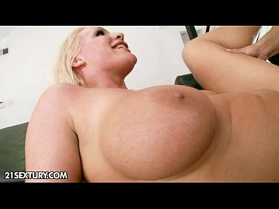 Bigboobs Blonde Busty video: A Cup of Coffee